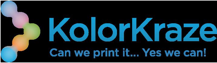 Kolorkraze Logo With Tag
